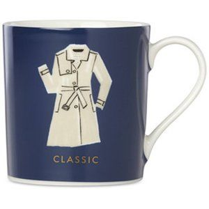 Things We Love Classic Trench Mug (Kate Spade)